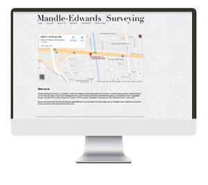 mandle-surveyors-computer-screen